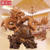 Source Huaxiang Long Sheng Shilong Figure Dragon Animal Ornaments Resin Crafts Ornaments Creative Home Furnishing