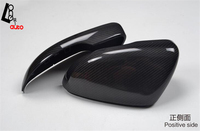 Replacement Style Carbon Fiber Rear Mirror Cover For Volkswagen VW Golf 6 7 MK7 R Gti