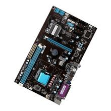 HM6X-BTC HM65/67 8 karten miner maschine mainboard PCI-E slot 8 Port motherboard unterstützung 8 Riser Karte MotherBoard BTC LTC ETH CPU