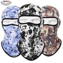 WOSAWE полный щит для лица мотоциклы Балаклава ветрозащитный, для открытого спорта катания на лыжах CS Go тактическая маска для лица MOTO мотокросса бандана