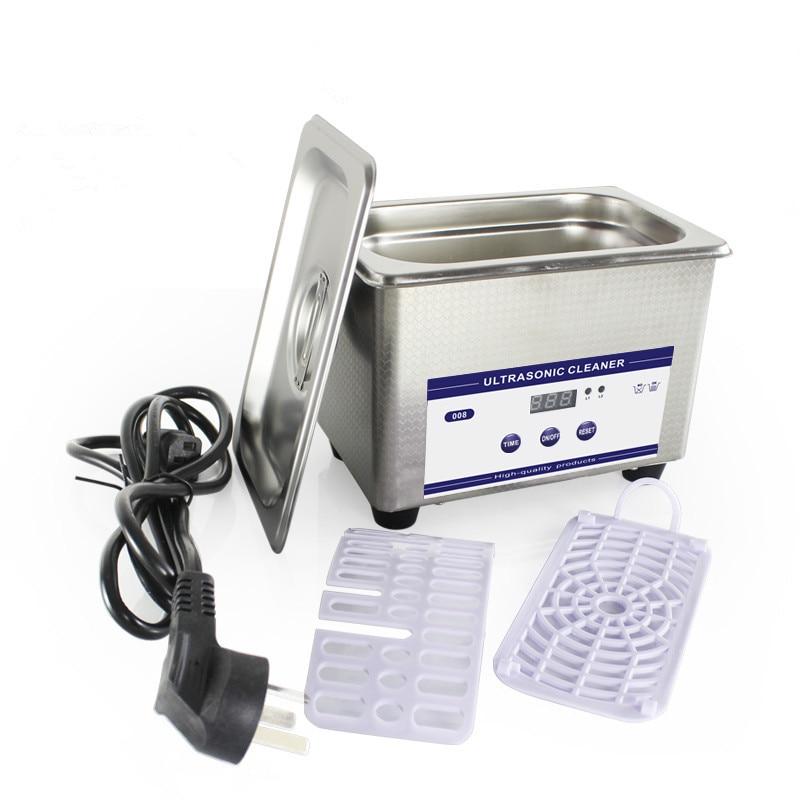 0.8 լ թվային ուլտրաձայնային մաքրող Sus304 - Կենցաղային տեխնիկա - Լուսանկար 3