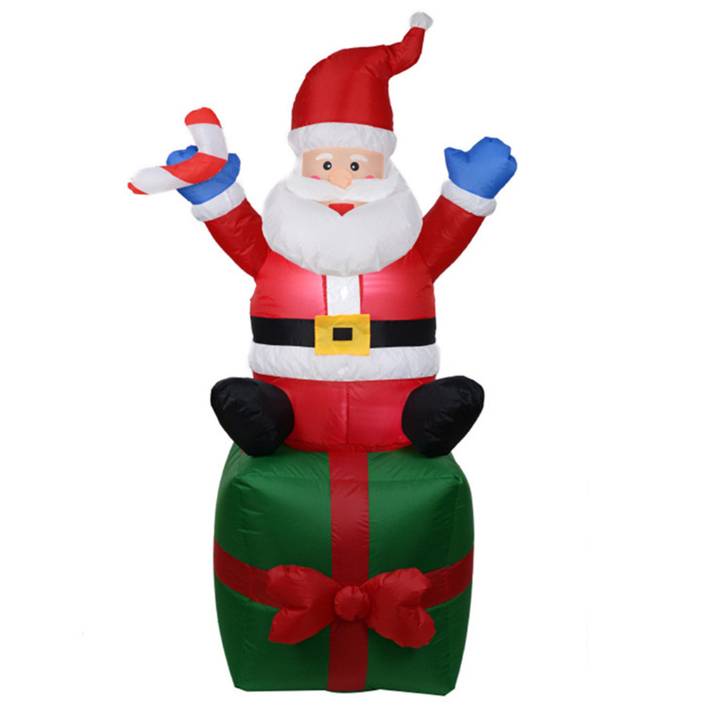 Aliexpress.com : Buy Giant Inflatable Santa Claus Outdoors Christmas ...