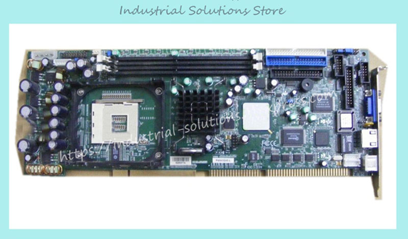 Packaging 845GV l CPU Long Card Qdi Industrial Motherboard 100% tested perfect quality цена и фото