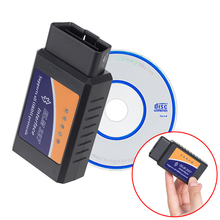 TOPNAVI ELM327 v1.5 Interface Bluetooth OBD2 Auto Scanner Tool Adapter TORQUE ANDROID