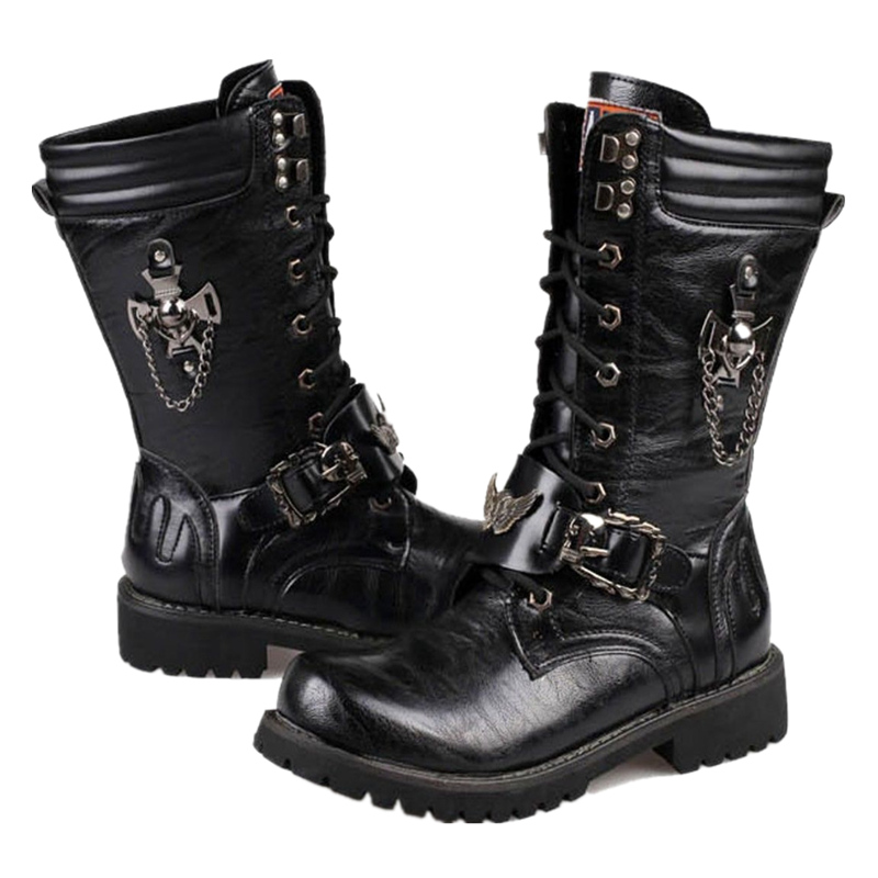 Motorcycle Boots  Fashion