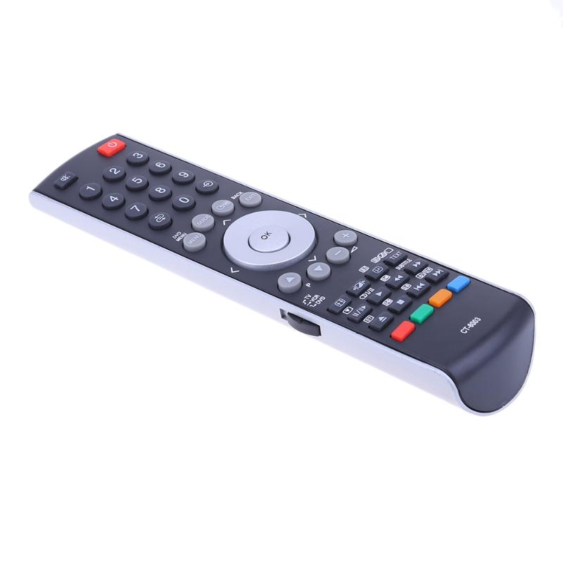 TV Remote Control for TOSHIBA CT-90126 CT8002 CT8003 CT-90210 CT-8013 CT-90146 22DL833R 22DL834R CT-8023 Remote Control ct