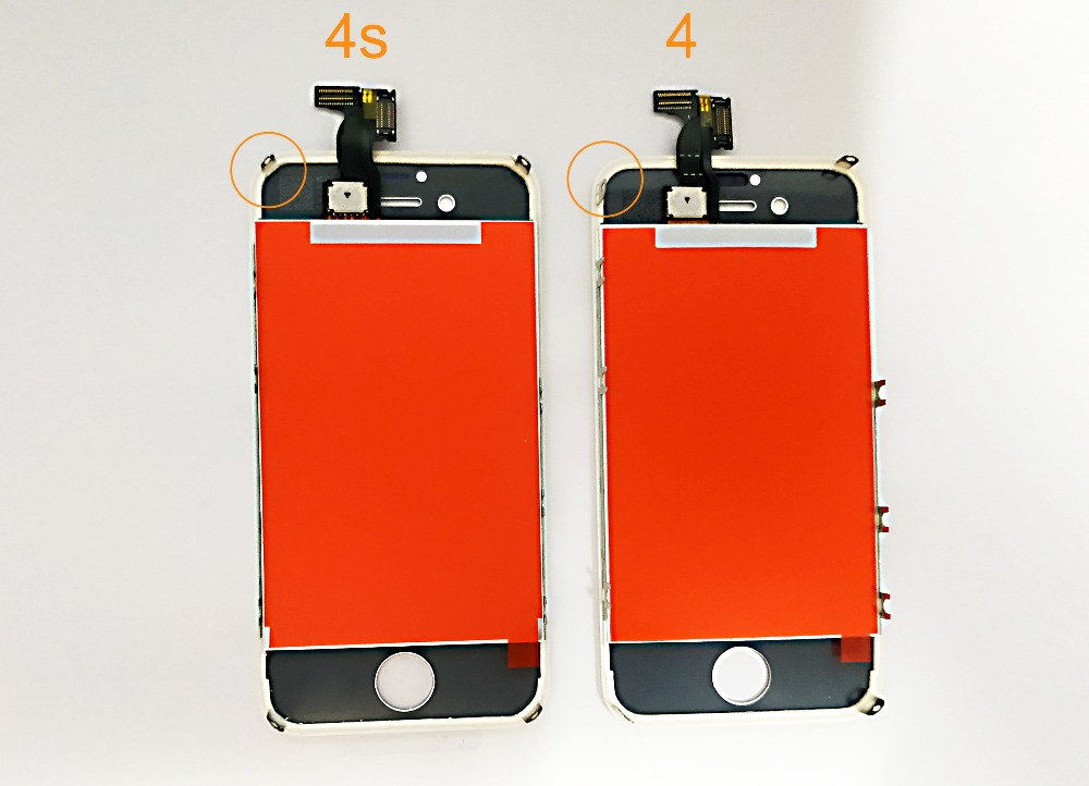 HTB1AKdPeBCw3KVjSZFlq6AJkFXaB AAA Quality LCD  4s 4  5  Display Touch Screen Digitizer Assembly For iPhone 5 5c 5s SE LCD
