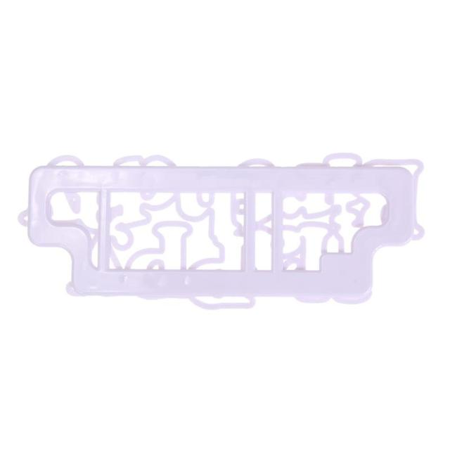 Happy Birthday Cake Molds DIY Fondant Cutter Plastic Cookie Biscuit Mould Kids Decorating Tools