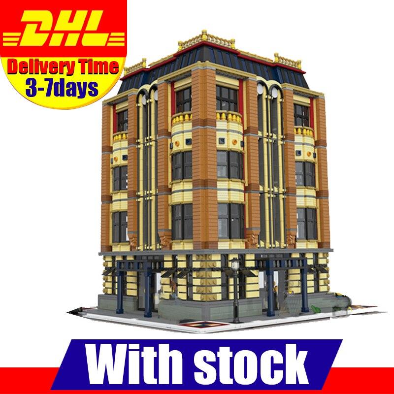 IN Stock 2017 New Lepin 15016 7968Pcs Street View Series Apple University Model Building Kits Model Blocks Brick Toy Gift new grub street