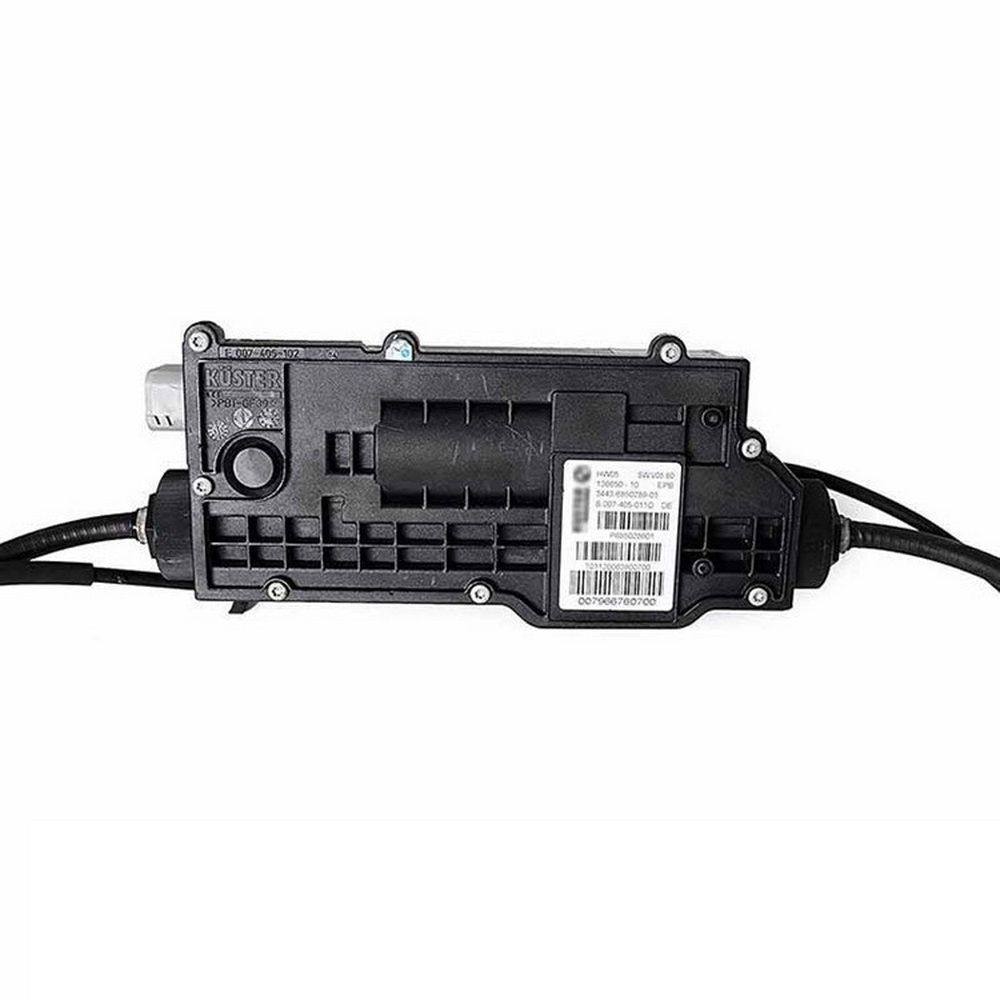 1 ensemble actionneur de frein de stationnement électronique automatique avec unité de commande pour BMW X5 E70 X6 E71 E72 34436850289 accessoires de voiture