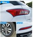 8 M/lote Car-Styling carrocería del ajuste Para TOYOTA COROLLA 2014 2014 LEVIN HA10598 RAV4 2013 2014 Camry 2012 Vios 2008 Accesorios