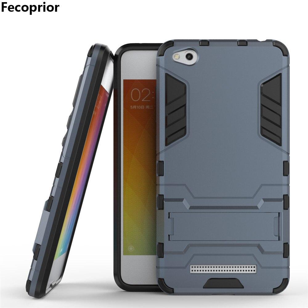 Fecoprior redmi4a чехол для <font><b>Xiaomi</b></font> <font><b>Redmi</b></font> <font><b>4A</b></font> 4 ТПУ кремния задняя крышка Пластик 2in1 Панцири жесткий celulars Coque Fundas