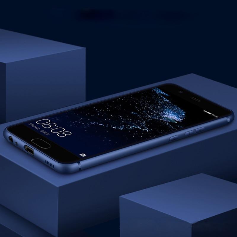 Мягкий чехол для Huawei p9 плюс P10 Lite ТПУ кремния тонкий сзади защиты кожного покрова для Huawei P8 Lite 2017 honor 8 6x 6a 5x shell