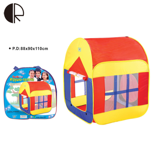 Big Foldable Children Toy Tent Portable Outdoor Indoor Teepee Play Houses Ocean Ball Pool Sport Princess  sc 1 st  AliExpress.com & Aliexpress.com : Buy Big Foldable Children Toy Tent Portable ...