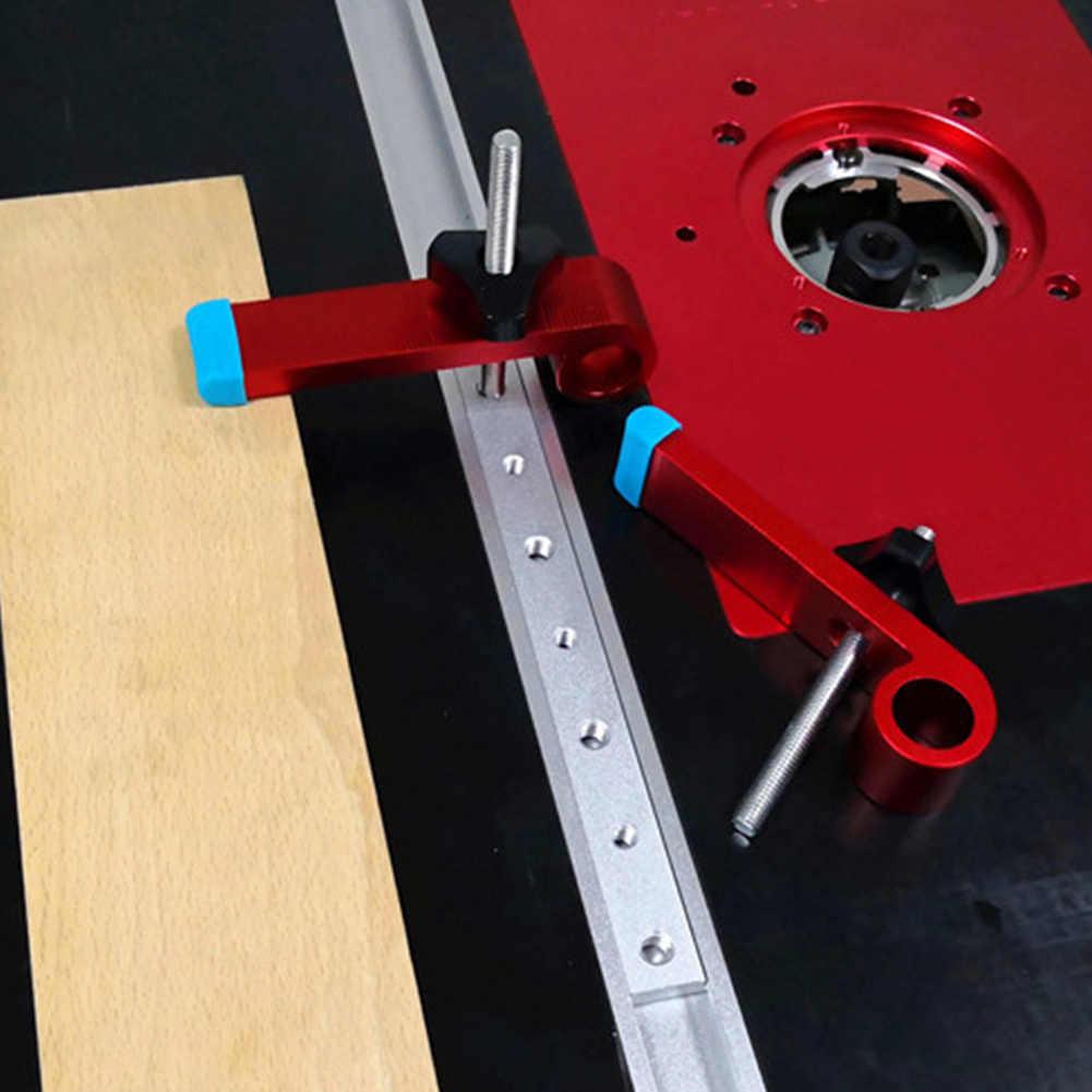 M6 T חריץ אגוז T-מסלול הזזה אגוז עבור נגרות כלי חריץ אטב