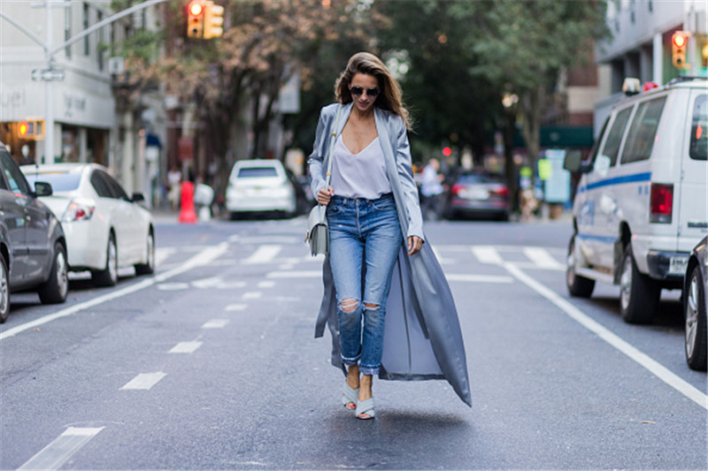 Adjustable Turn Clothing Cardigan Coat Waist Summer Ael down Elegant Fashion type 2017 Windbreaker Casual Women Collar Skirt 8xw55PYq0
