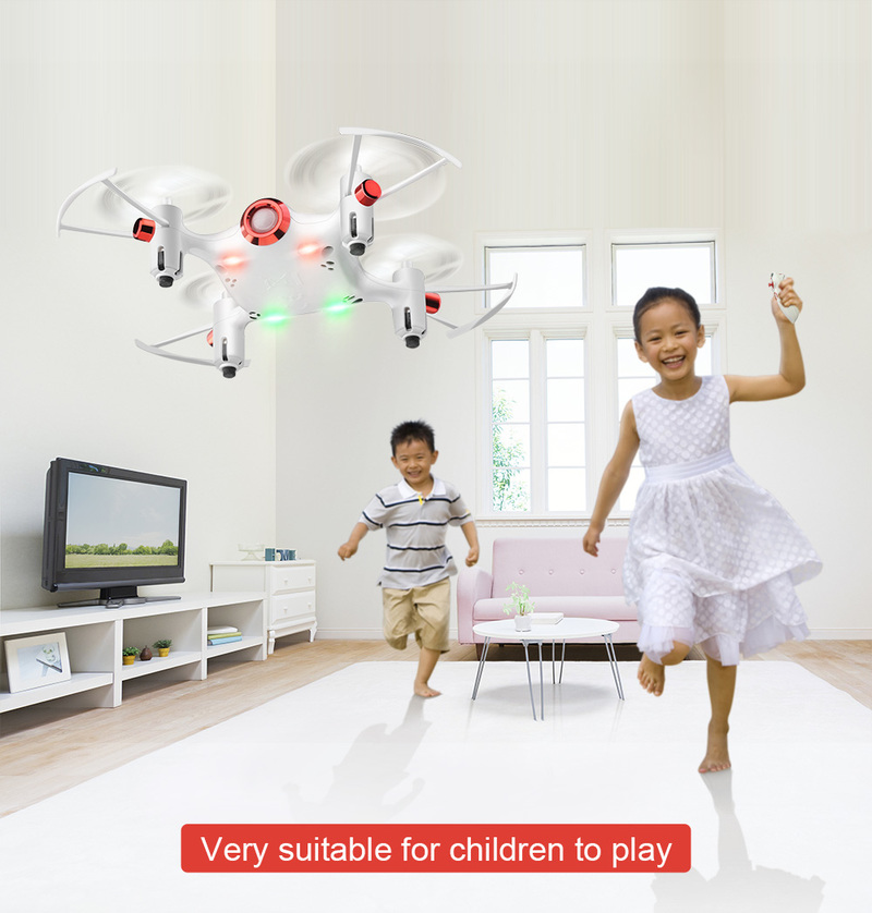 Mini Quadcopter RC Kanal