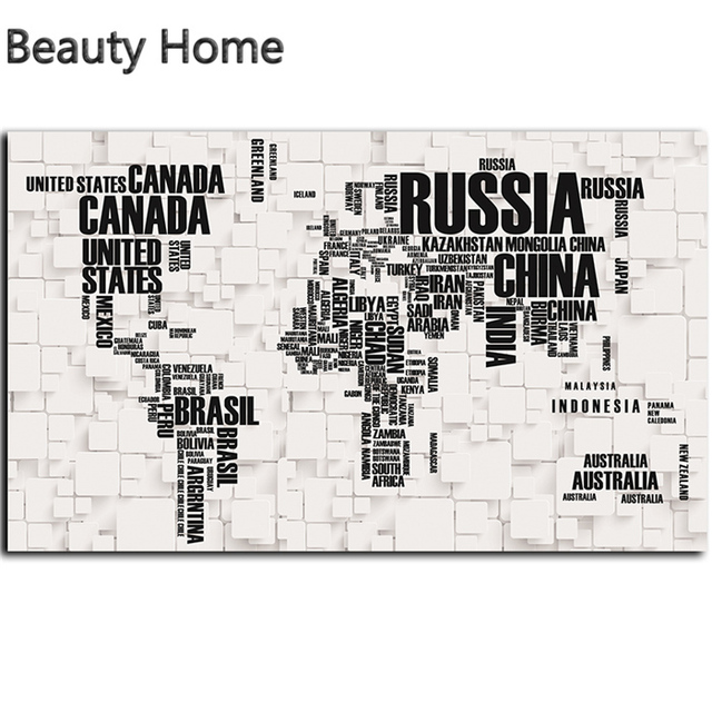 Script world map canvas painting ancient picture hd top rated canvas script world map canvas painting ancient picture hd top rated canvas print oil paintings home gumiabroncs Gallery