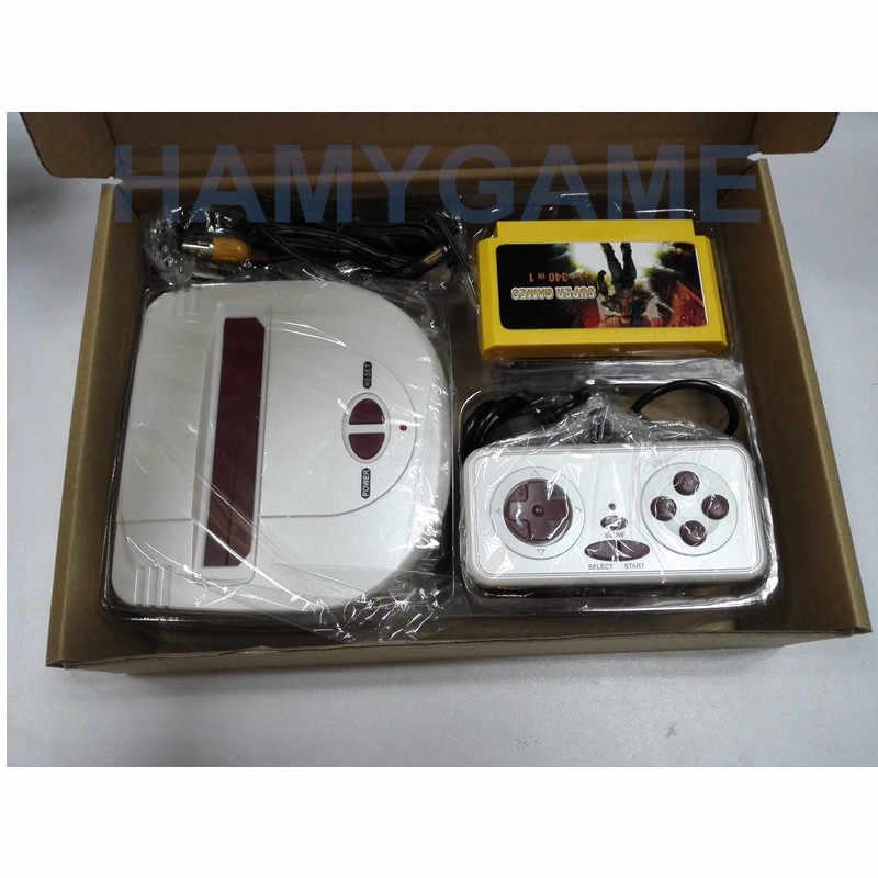 HAMY TV لعبة لاعب و dendy لعبة فيديو وحدة التحكم 53 الألعاب الكلاسيكية تشمل 500 ألعاب بطاقة اللعب PAL أو NTSC يمكن اختيار 110 فولت-220 فولت