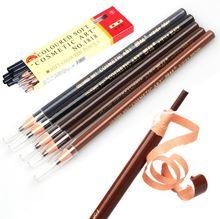 12 шт/лот карандаш для бровей Макияж усилитель косметическое