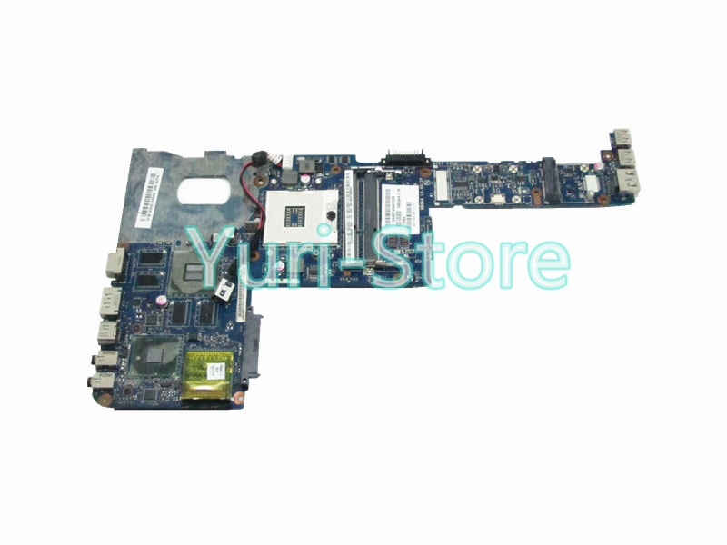 NOKOTION NBQAA LA-6072P For Toshiba Satellite M645 M640 Laptop K000109650 Main Board HM55 DDR3 with Graphics chipset nokotion sps v000198120 for toshiba satellite a500 a505 motherboard intel gm45 ddr2 6050a2323101 mb a01