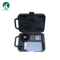 AZ8906 Air Volume Meter Digital Anemometer Air Flow Tester AZ-8906 Wind Speed Meter