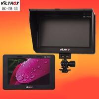 Original Viltrox 7 DC 70 II 1280x800 HD LCD HDMI AV Input Camera Video Monitor Display