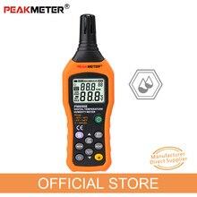 Officiële Peakmeter PM6508 Digitale Temperatuur Vochtigheid Hygrometer Thermometer Weerstation