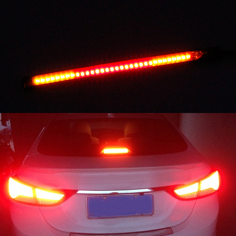 OKEEN Tail Brake Stop Turn Signal Light Three In One Car Styling - Car signal light