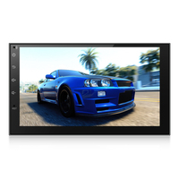Universal 2 Din Android 6 0 Car Multimedia Player Audio MP3 Car Video Player Bluetooth AM