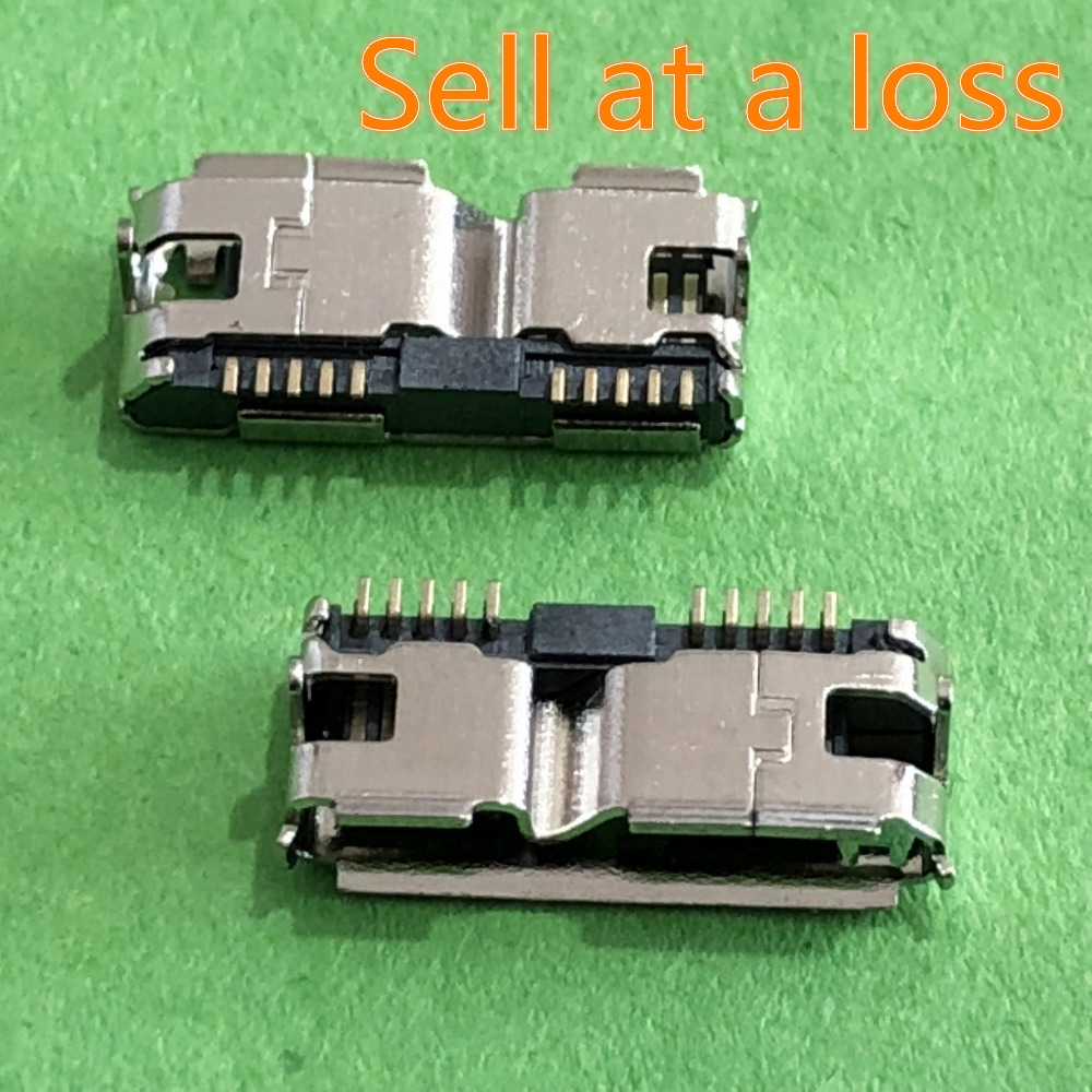 2pcs G42 Micro USB 3.0 B Type SMT Female Socket Connector for Hard Disk Drives Data Interface Sell At A Loss USA Belarus Ukraine 5pcs g46 usb 3 0 a type female socket connector for high speed data transmission high quality sell at a loss usa belarus ukraine