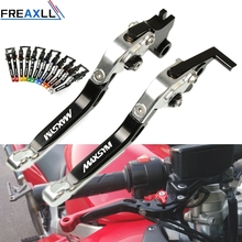 For SYM MAXSYM 400 400i 600 600i Max CNC Aluminum Motorbike Levers Motorcycle Brake Clutch Foldable Extendable Adjustable