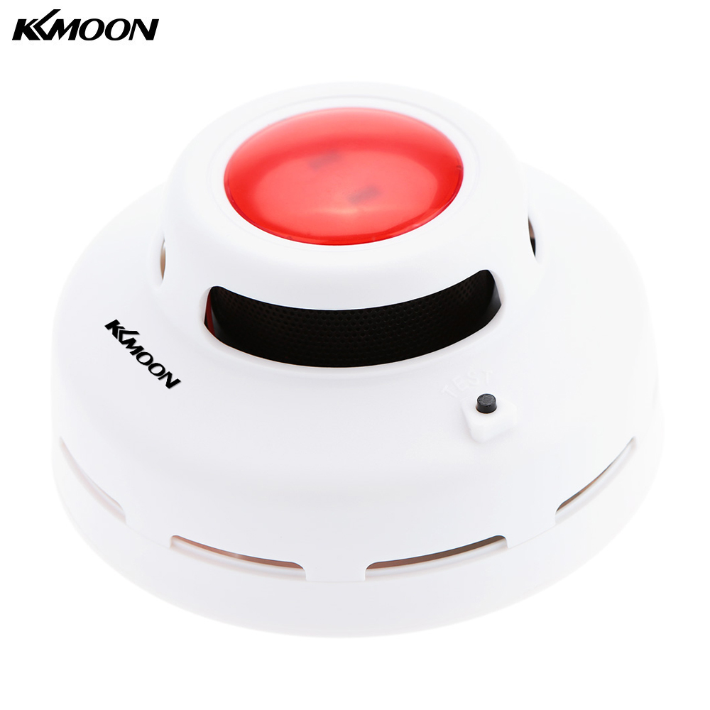 Smoke Detector And Co Sensor Standalone Carbon Monoxide