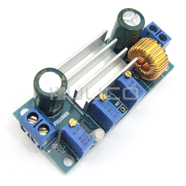 Power Converter/PWM Controller DC 4.5~30V to 0.8~30V 5A Buck Power Supply Module/Voltage Regulator DC 5V 12V 24V Adapter/Charger футболка с полной запечаткой мужская printio sons of anarchy