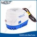 Бесплатная доставка Sailflo погружные морских лодка трюмный насос 12 В 750GPH Авто