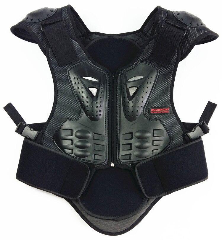 Moto équipement de Protection suit Sécurité D'équitation motocross Armure Anti impact Armour Ski poitrine Dos Épaule armure de protection complet