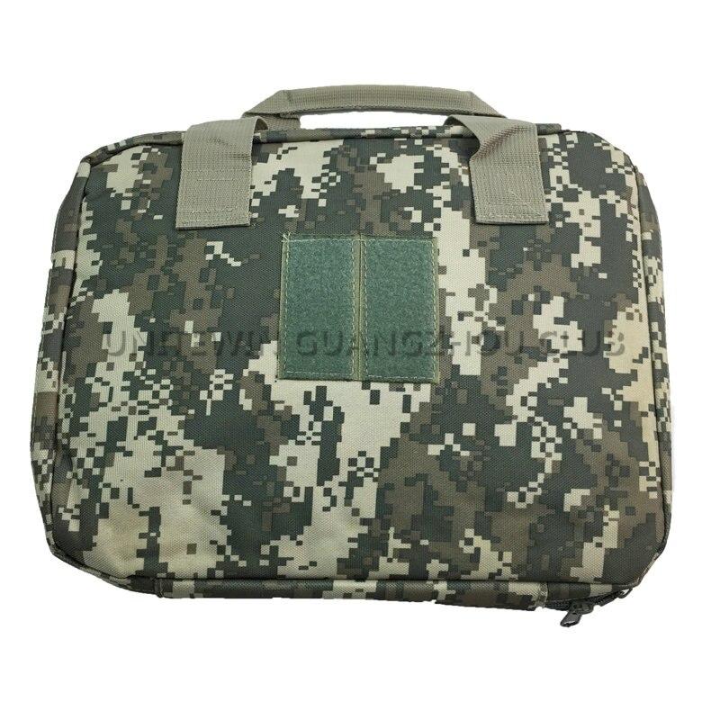 1500d4bc716225 Wysokiej Jakości Nylonu Airsoft Tactical Carry 14 Torby Pistolet Pistolet  Strzelba Hand Gun Case