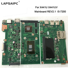 X441UV mini board X441UV I5-7200 motherboard REV. 2.1 60NB0C80-MB2301 Mainboard