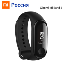 Original Xiaomi Mi Band 3 Smart Wristband Fitness Bracelet MiBand Big Touch Screen OLED Message Heart Rate Time