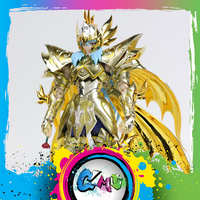 CMT Instock CS Model Saint Seiya EX God Pisces Aphrodite God Cloth SOG Action Figure Myth Metel Armor Toys Figure