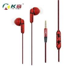 Топ вкладыши Наушники оригинальный трещина пеньковый Канат K926 гарнитура наушники с микрофоном для наушников для мобильного телефона MP3 оптовая продажа