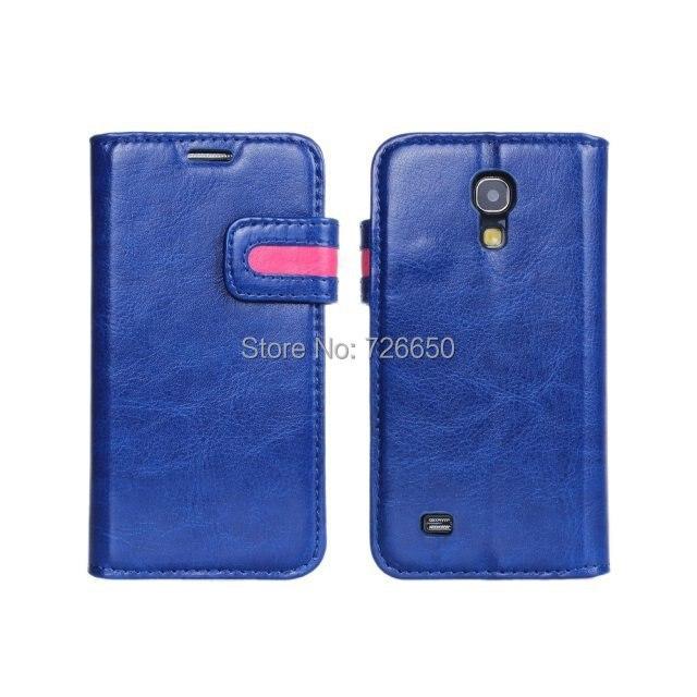 Чехол для Samsung Galaxy s4 mini полиуретан, кожа для Galaxy S4 Mini I9190 экран протектор