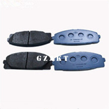Front Brake Pads For Toyota HIACE 2009 2010 2011 2012 2013 2014 2015 Part No.:04465-26421 0446526420