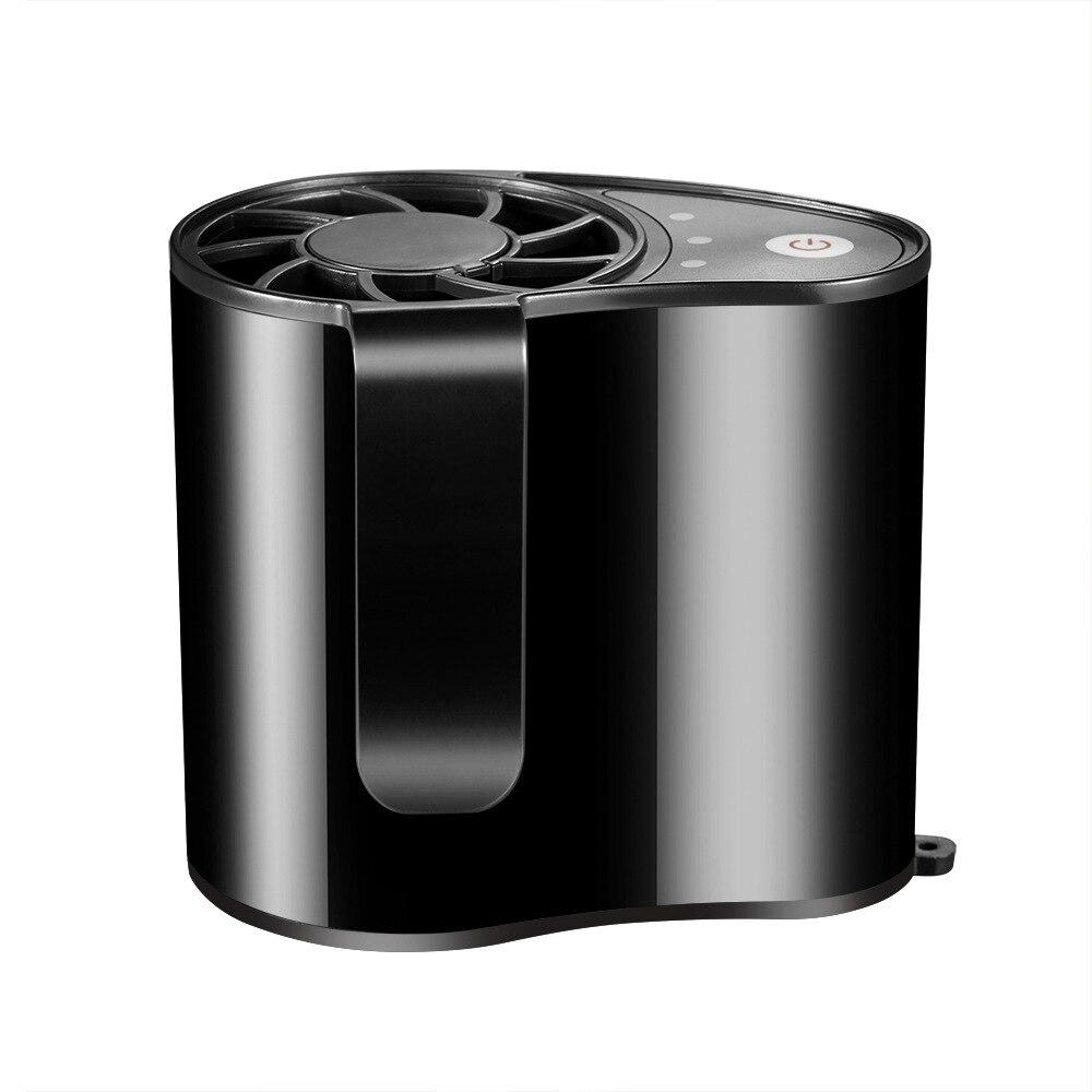 Mini ventilateur USB chargeant le petit ventilateur portatif d'étudiant extérieur de bureau de refroidisseur d'air de taille accrochante - 3