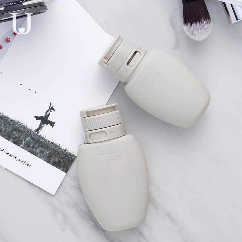 Jordan Judy Da Viaggio Portatile A Perfetta Tenuta della Bottiglia Del Silicone dispenser di Sapone Shampoo Doccia Spremere Bottiglie di Trucco da xiaomi youpin