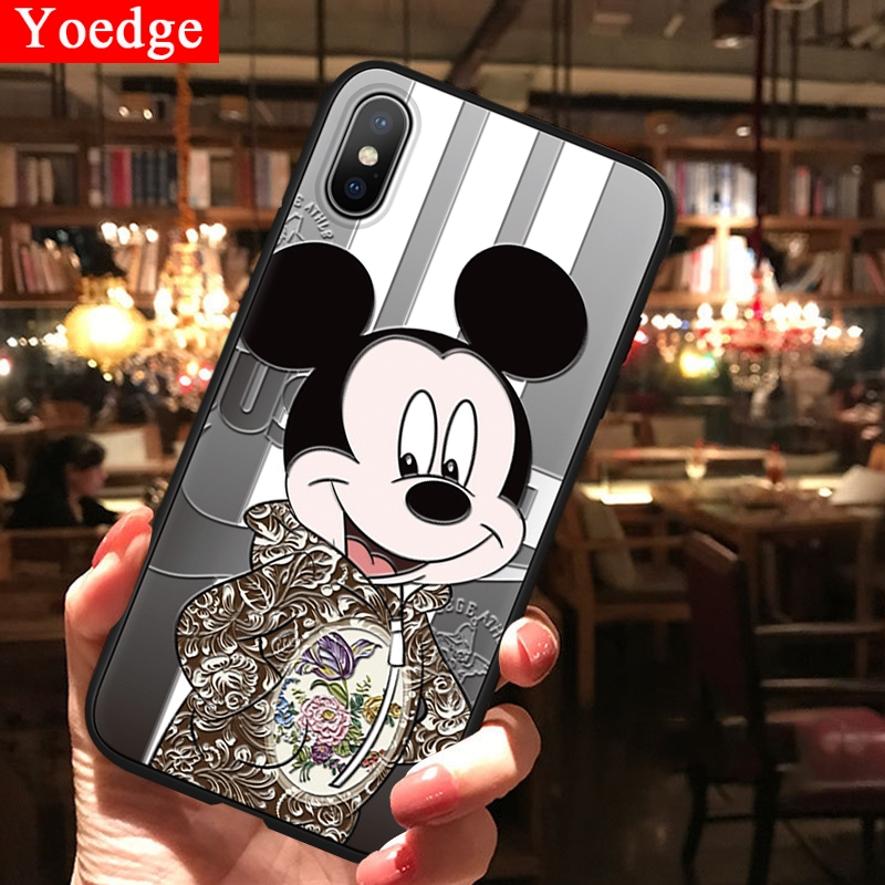 Embossed Cartoon Cover For Samsung Galaxy J3 J4 J5 J6 J7 Prime A3 A5 A6 A7 A8 A9 2016 2017 2018 S7 S8 S9 Plus Note 8 9 Soft Case