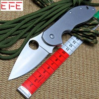 EFE CTS XHP Blade C172 Tactical Knife Hunting Survival Outdoor Camping Combat Pocket Knives EDC Rescue