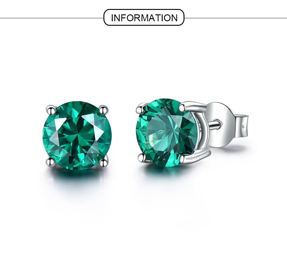 Honyy-Emerald-925-sterling-silver-stud-earrings-for-women-EUJ002E-1-PC_01