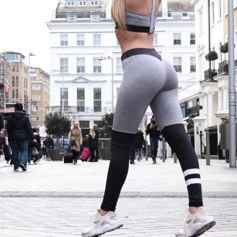 font b Fitness b font Yoga Sports Leggings For Women Sports Tight Yoga Leggings Yoga