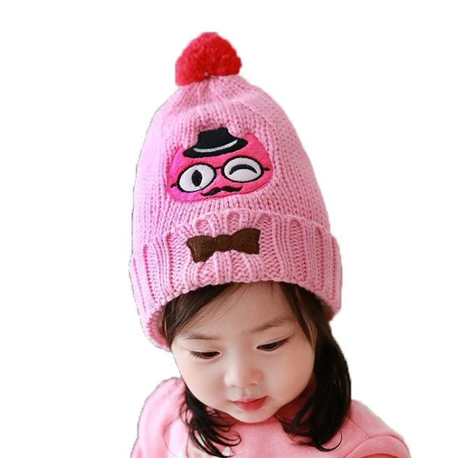 9fb4f1b8d15 ᗑ Розничная продажа унисекс милый малыш джентльмен шапочки с ...